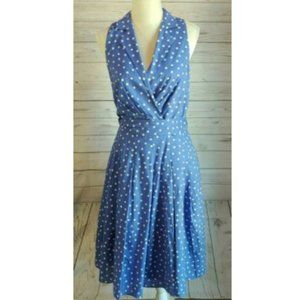 Evan Picone Black Label Womens 12 Dress Cotton